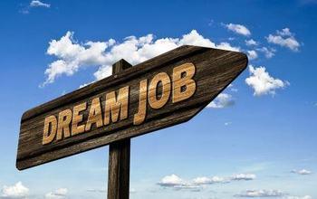 Drømme jobb