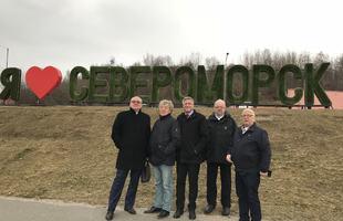 Severomorsk - med ordfører