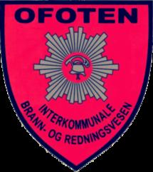logo ofoten brann