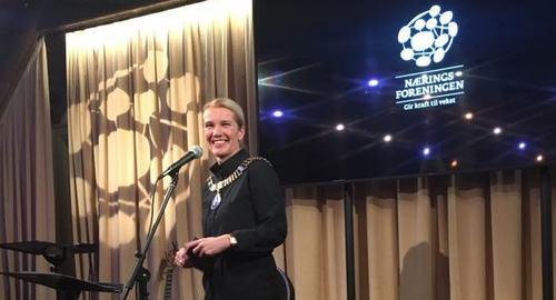 Stavangers ordfører presenterer vinneren