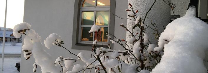 snø og vinter
