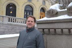 Rune Benonisen på Stortingshøring 2017