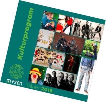 Kulturkalenderen våren 2018, på skrå
