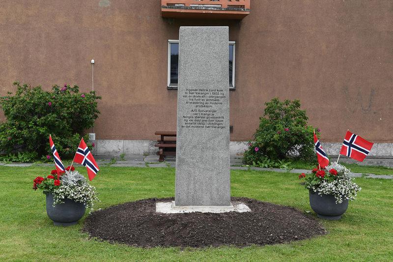 Teknabauta Kirkenes august 2018