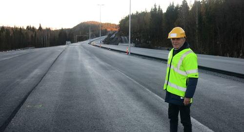 Olav og nye E18