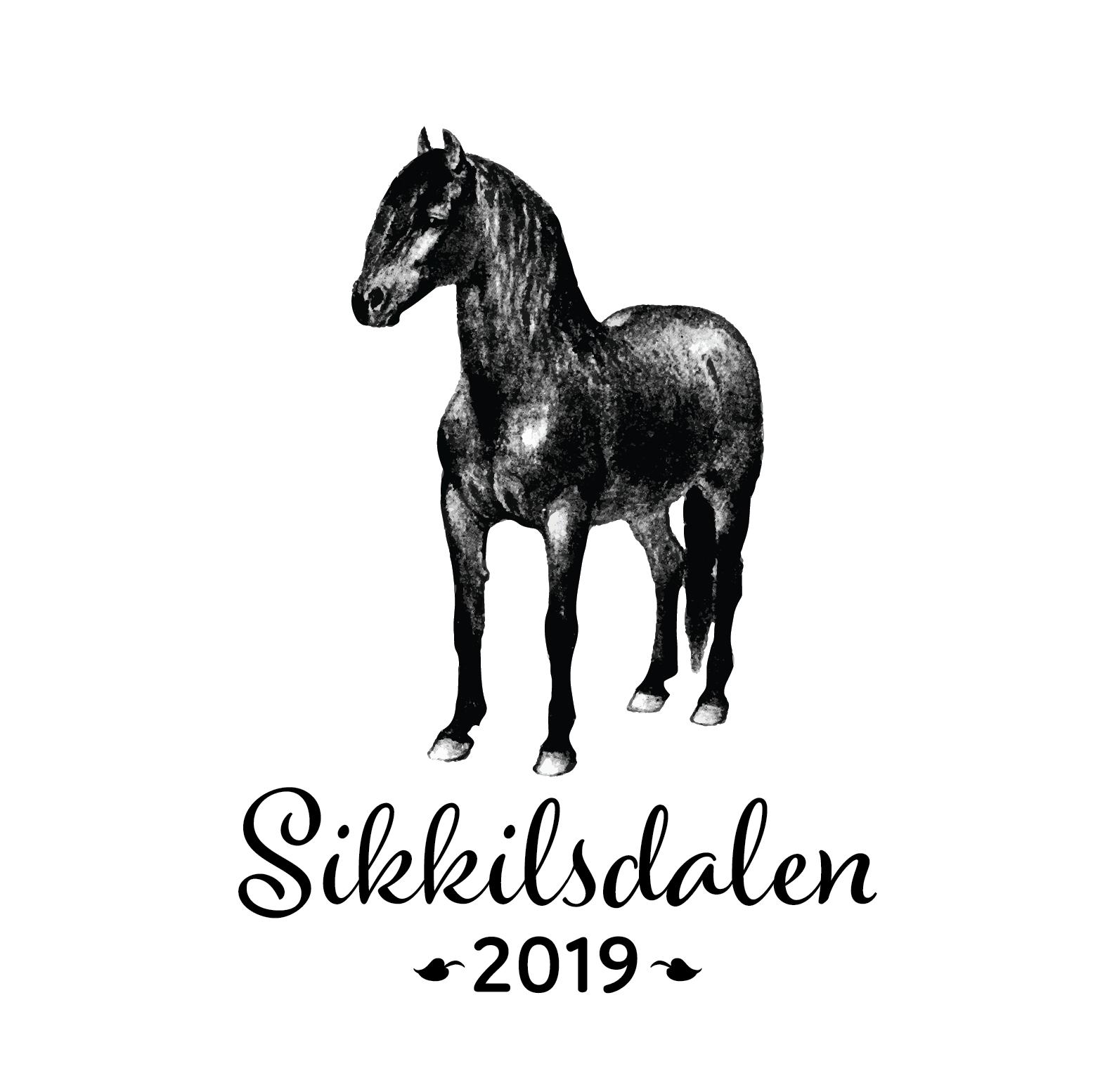 Sikkilsdalen 2019 logo