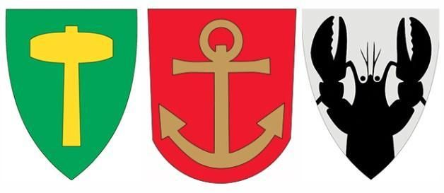 3 kommunevåpen