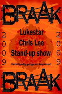 Braak 2009 plakat