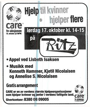 Care p� RITZ  17  10  2009