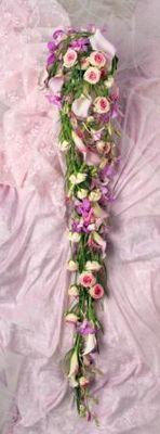 Lang, søt og rosa