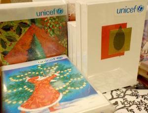 Unicef julekort