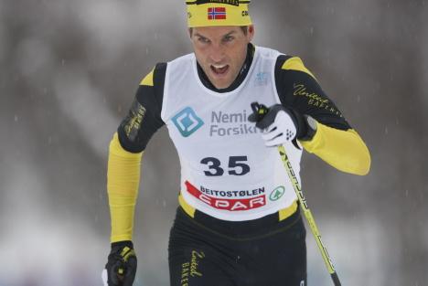 André Haugsbø. Foto: Geir Olsen