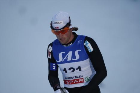 Beitost�len 14112009. Petter Northug.  Foto: Geir Olsen
