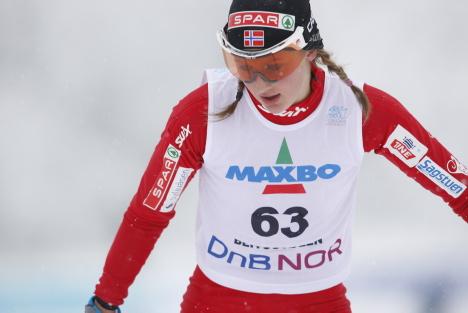 Ingvild Flugstad Østberg . Foto: Geir Olsen
