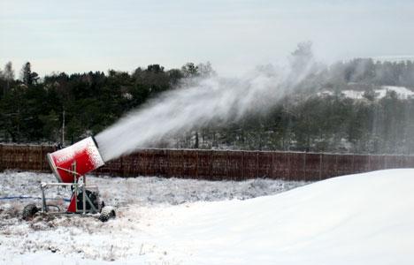 Snøproduksjon