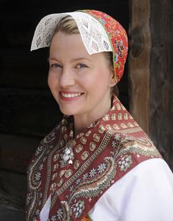 <br> En søt flicka från Mockfjärd i Dalarne