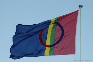 Samisk flagg  01
