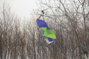 Elever ved Bjørnevatn og Zapoljarny skoler flyr varmluftsballong