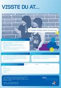 Bilde  av informasjonsarket til SKAP dialog 8.trinn