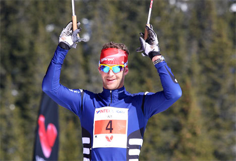 Anders Södergren. Foto: Geir Nilsen / Langrenn.com.