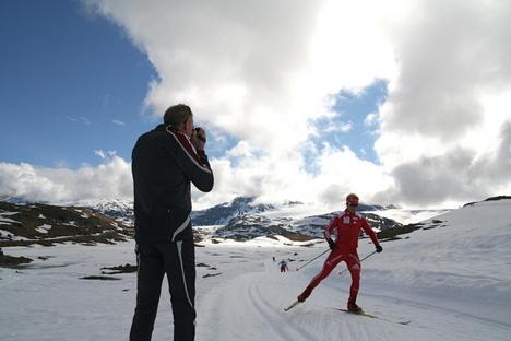 Inge Bråthen, Sognefjellet 2010