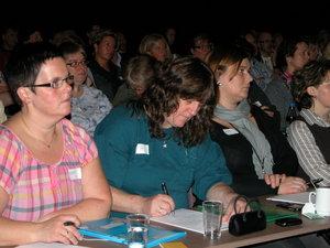 Interesserte foreldre Foreldrekonferansen 2010