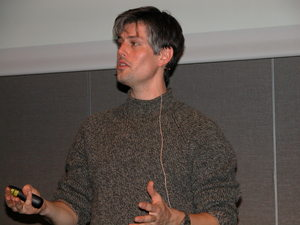 Håvard Tjora på Foreldrekonferansen 2010