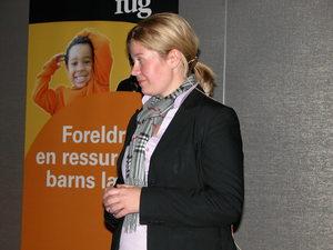 Kjersti Botnan Larsen Foreldrekonferansen 2010