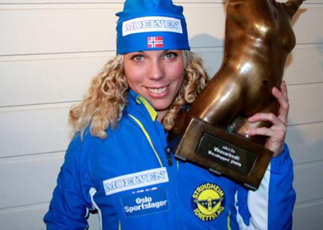 Sandra Hansson. Foto: Privat.