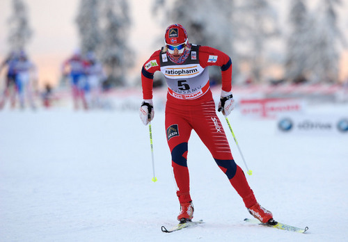 Vibeke Skofterud, Kuusamo. Foto: Felgenhauer/NordicFocus.