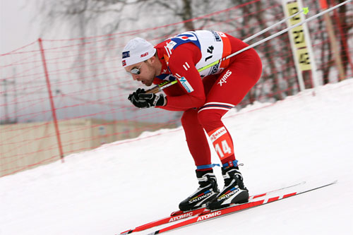 Tord Asle Gjerdalen, Liberec 2009. Foto: Furtner/NordicFocus.
