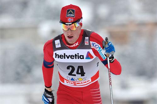 Roger Aa Djupvik, Davos 2010. Foto: Felgenhauer/NordicFocus.