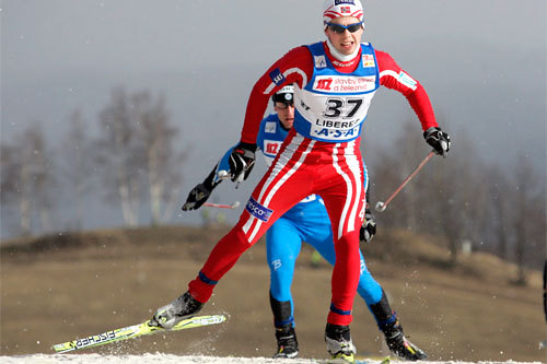 Morten Eilifsen, Liberec 2008. Foto: Felgenhauer/NordicFocus.