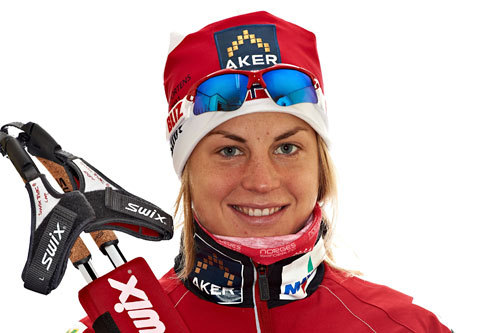 Astrid Uhrenholdt Jacobsen, Kuusamo 2010. Foto: Felgenhauer/NordicFocus.