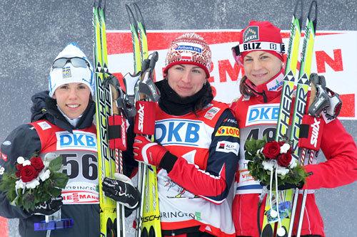 Tour de Ski, prolog Oberhof 2010. Foto: Hemmersbach/NordicFocus.
