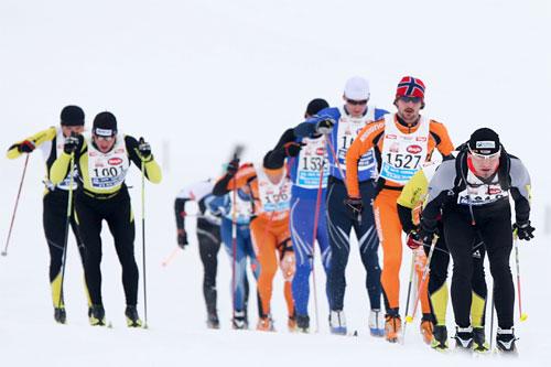 Illustrasjonsbilde fra Koasalauf 2010. Foto: Laiho/NordicFocus.