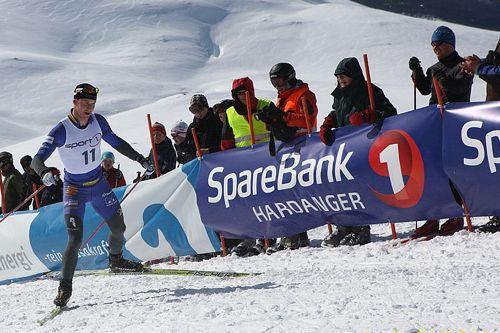 Anders Sødergren, Horgi opp 2010