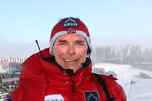 Steinar Mundal. Foto: Geir Nilsen/Langrenn.com.
