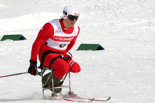 Trygve Steinar Toskedal Larsen. Verdenscup, Frankrike 2010. Foto: Kirsti Kringhaug.