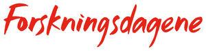 Forskningsdagene logo