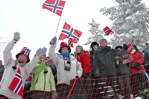 VM i Oslo 2011. Foto: Hemmersbach/NordicFocus.