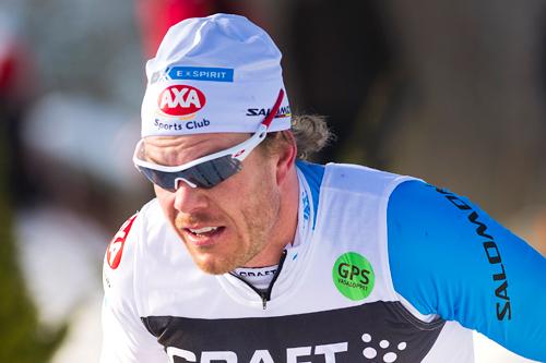 Mathias Fredriksson. Foto: Magnus Östh.