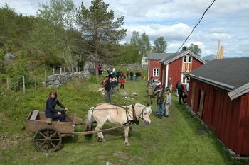 Familiedag Rørvik gård
