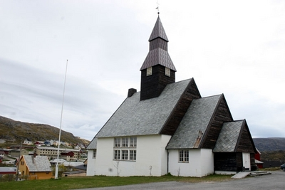 Havøysund kirke 2