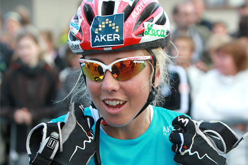 Kristin Størmer Steira. Foto: Erik Borg.