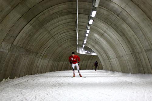 Torsby Ski Tunnel. Foto: Petter Soleng Skinstad.