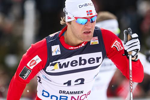 Øystein Pettersen har sterke armer, men holder de lenge nok til å vinne Romjulsrennet 2012? Foto: Laiho/NordicFocus.