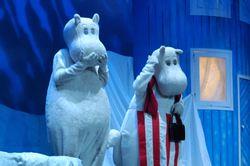 Jul i Mummidalen