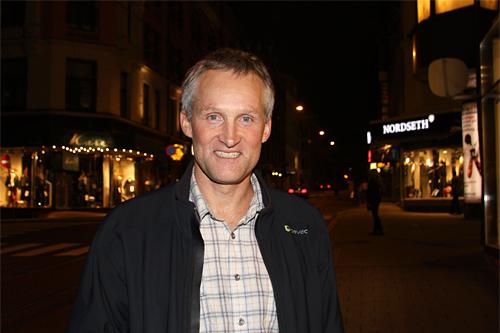 Vegard Ulvang like før avreise til Jubileumsekspedisjonen til Sørpolen høsten 2011. Foto: Geir Nilsen/Langrenn.com.