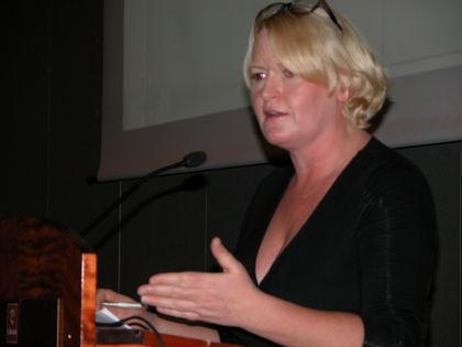 Statssekretær Lisbet Rugtvedt